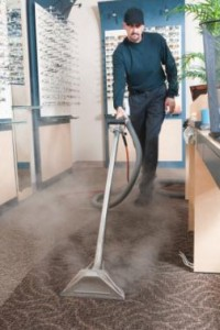 commercial carpet cleaning  -2  Steram